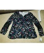 New Liz Claiborne Long Sleeve Shirt Size L - $11.87