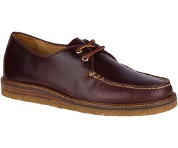 Men Sperry Top-Sider GOLD Captain's Crepe Oxford, STS16054 Multi Sizes A... - $159.95