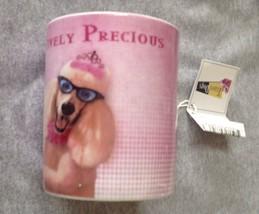 Coffee Mug Poodle Dog Ceramic New - $17.82
