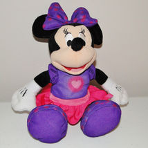 Disney Parks Minnie Mouse Bow Lg Wallet/ Wristlet NWT Pink image 9