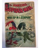 The Amazing Spider-Man #29 Original 1965 Marvel Comic Book - THE SCORPIO... - $79.99