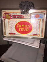NEW SEALED VINTAGE 'Family Feud' #2 Answer Book & Cartridge Tiger Electr... - $13.00