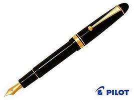 PILOT Fountain Pen CUSTOM 742 FKK-2000R-B-F Fine Black from Japan NEW - $188.31