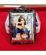 Kruba Paiwaan Amulet Locket 9 Tails Fox Lady Strong Love Attraction Busi... - $108.88