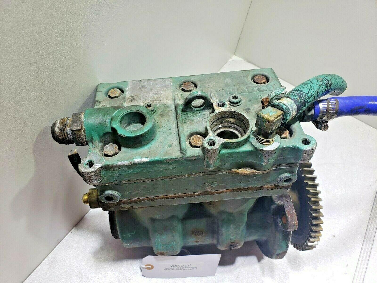 AIR Compressor Wabco VOLVO VNL D13 9125120116 OEM image 5