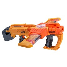 Nerf Doomlands 2169 Double Dealer Fires 2 Darts at Once NEW - $39.99