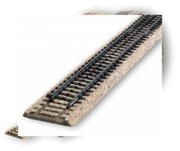 Noch - 99150 Modélisme Ferroviaire Ballast, Brun 5 M, Droit & Courbe  - $51.08