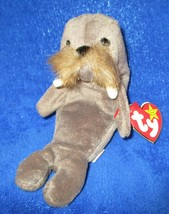 Ty Beanie Baby Jolly 1996 4th Generation Hang Tag 3rd Generation Tush PV... - $9.89