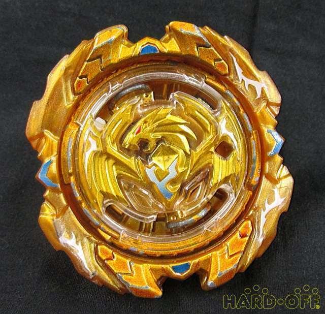 Takara Tomy Beyblade Burst Limited Revive Phoenix Gold Tsubasa Ver. Action