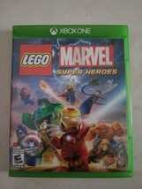 XBOX 360 Lego Marvel Super Heroes  Excellent Condition - $9.70