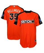2017 Youth MLB All-Star Game Jerseys 35 Cody Bellinger Jersey Baseball Orange - $48.99