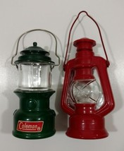 Vintage AVON Coleman Lantern And AVON Country Lantern Collection Pack Of 2 - $19.64