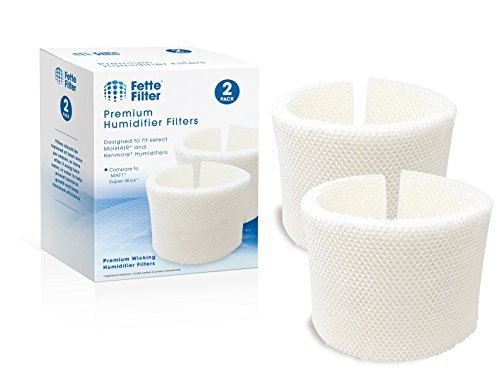 Fette Filter - Humidifier Wicking Filter Compatible with MAF1, Fits humidifier M