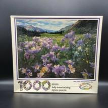 Ceaco 1000 Piece Jigsaw Puzzle 1987 San Juan Mountains, CO Sealed - $12.19