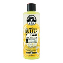 Butter Wet Wax 16Oz Chemical Guy WAC201-16 Look Shine Car Luster Wash Ma... - $23.84