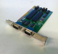 StarTech ISA2S550 Dual Serial Port ISA Network Card - $37.50