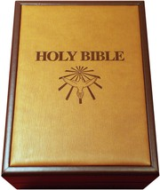 Signature Bible Presentation Case image 1