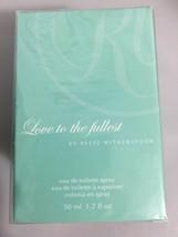 Reese Witherspoon Eau de Toilette Spray Love to the Fullest 1.7 oz 50ml Avon NEW - $27.93