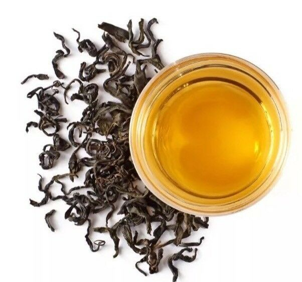Teavana Korean Baked Oolong Tea 4oz Loose Leaf FRESH image 2