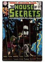 House Of Secrets #81 1969-DC-1ST Appearance Of ABLE-1ST Neal Adams Cover - $74.50