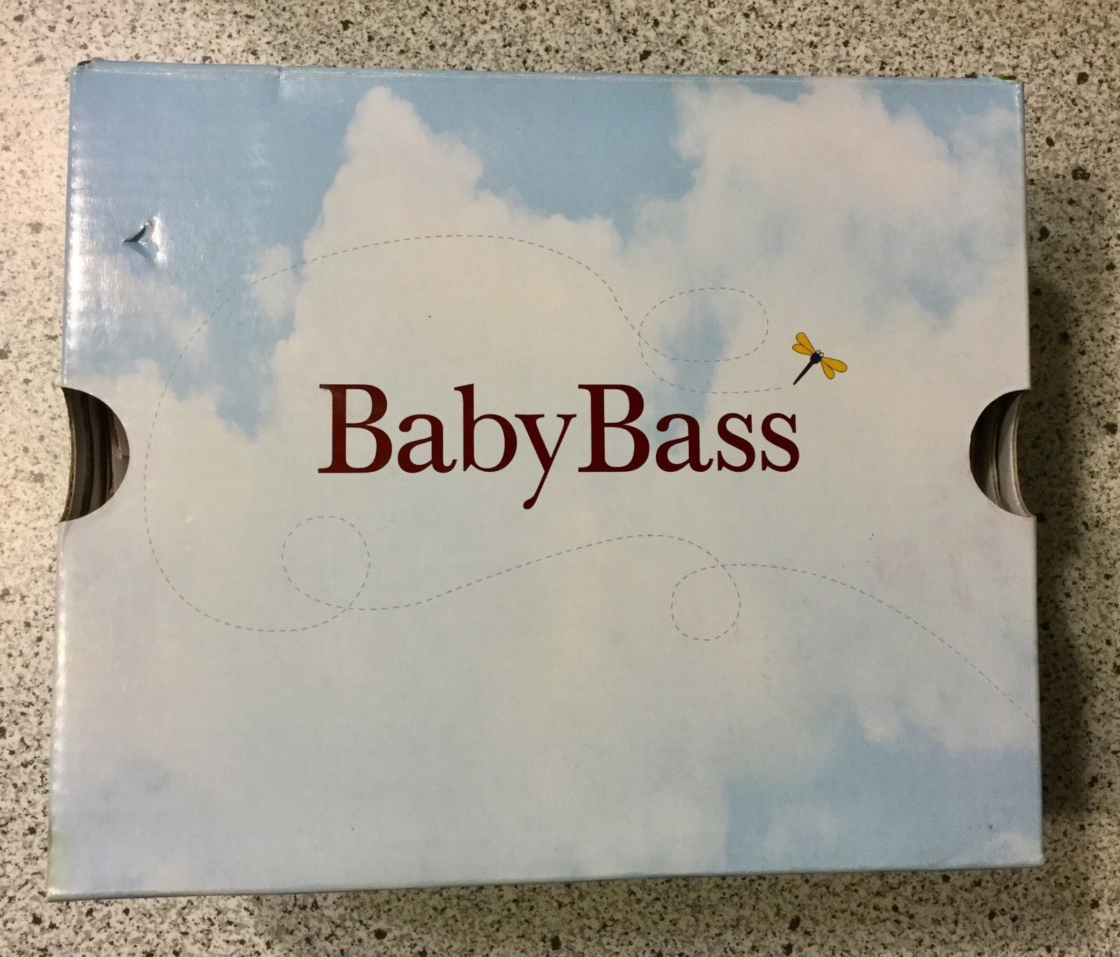 Baby Bass Tan Bucky II 2 Boys Shoes Size 8 M Leather 6547-261 With Box image 6