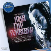 Prokofiev: Ivan the Terrible ~ Gergiev / Kirov Opera Chorus [Audio CD] N... - $29.70