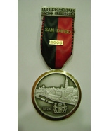 Two Vintage Swiss Rifle Club Team Medals San Diego California 2005  - $28.00
