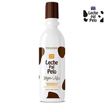 Leche Pal Pelo Afro Mascarilla Nutritiva - Mascarilla Nutritiva 15oz440ml