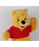 Fisher Price showtime talking Winnie The Pooh hand puppet - $11.28