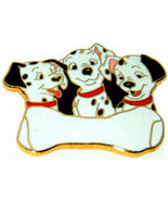 101 Dalmatians Name Authentic Disney pin - $29.99