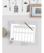 Weekly Planner 2020, printable planner, weekly printable, undated planne... - $0.90