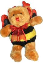 "Dan Dee Collector's Choice Bee Bear Plush Heart Valentines 13"" - $15.20"