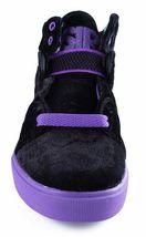 Osiris Raider Womens RAIDER Sneakers Purple and Black 5 B(M) US image 5