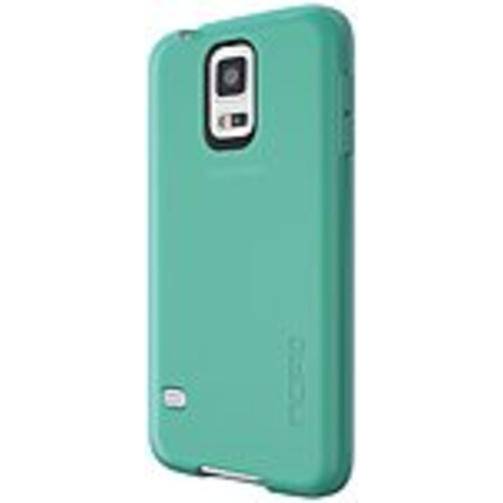 Incipio NGP Case for Samsung Galaxy S5 - Turquoise - SA-530-TRQ - Impact Resista