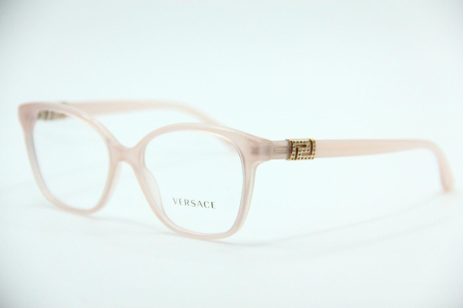 9651c730bfda New Versace Mod. 3235-B 5224 Pink Eyeglasses and 50 similar items