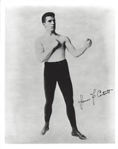 JAMES CORBETT 8X10 PHOTO BOXING PICTURE - $3.95