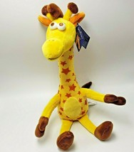 "Geoffrey Giraffe Plush Stuffed Animal Toys R Us 17"" 2017 12 months - $9.00"