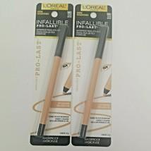L'Oreal Infallible Pro-Last Waterproof Pencil Eyeliner, 980 Nude (2 Pack) - $9.99