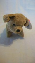 Tuffy the Dog Ty Beanie Baby DOB October 12, 1996 Style 4108 - $24.25