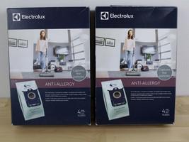Lot of Genuine Electrolux EL202G Anti-Allergy Vacuum Bags Quantity of 8 NEW - $32.66