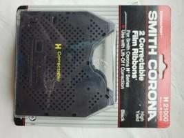 2 pack New Genuine Smith Corona H Series 21000 Correctable Typewriter Ribbons - $12.73