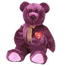 Beanie Buddy bear Ty 2000 wonderful   MWT very soft and hugable ! <> - $9.74