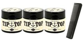 Tip Top Original Water Based Pomade 4.25oz Pack of 3 - $55.76