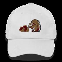 CHIPMUNK HAT / WILDLIFE HAT / ANIMALS HAT / COTTON CAP image 5