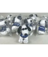 """Peanuts MetLife 6"""" Plush Snoopy Doll In Letterman JacketWith Sunglasses... - $5.85"""