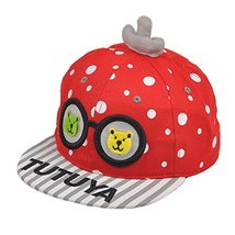 Baseball Cap Children Hats Boys Girls Summer Sun Hat Sun Hat Baby Hat Cap image 2