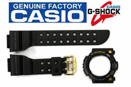 Casio GW-225A-1 G-Shock Frogman Original Black 18 Mm Band & Bezel Combo - $52.95