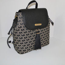 Michael Kors Large Bedford Signature Backpack NWT image 4