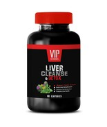 anti inflammatory supplement - LIVER DETOX & CLEANSE - milk thistle - 1B... - $16.79