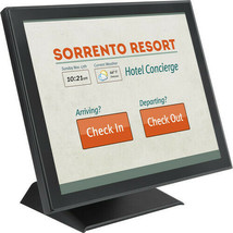 "Planar Systems PT1745R 17"" 5:4 Touchscreen LCD Monitor 1280x1024, Multi-Touch - $414.99"